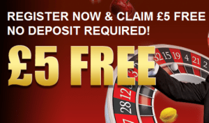 free money casino no deposit